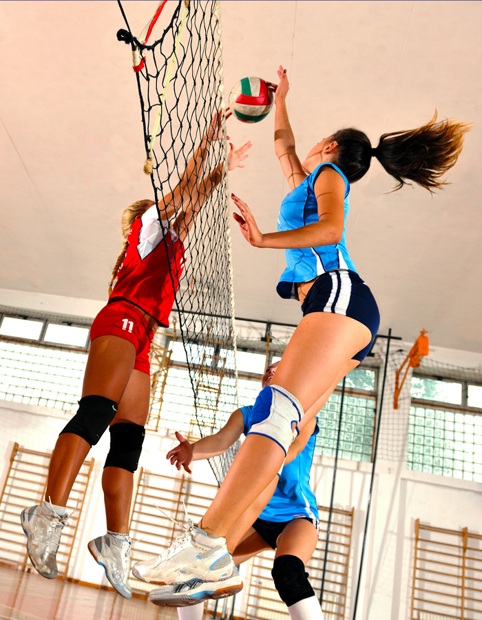 Dr. Paul Coffin - Athletes - Volleyball
