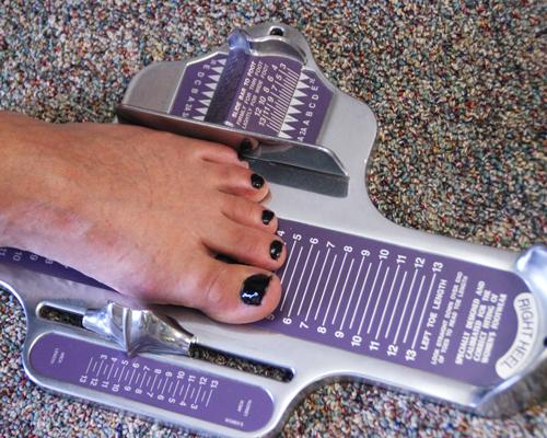 Dr. Paul Coffin - Footwear - Tips