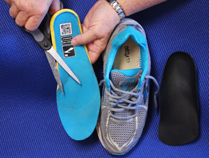 Dr. Paul Coffin - Orthotics - Instructions for Use