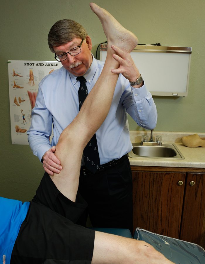 Dr. Paul Coffin - Orthotics - Link to PRI